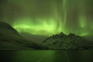 Trollfjordlicht